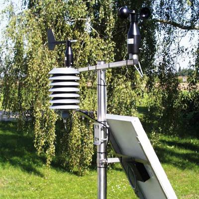 Meteorologické merania, meteorologické stanice